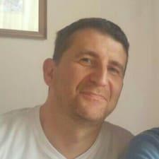 Sven felhasználói profilja