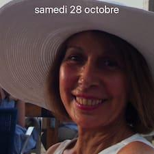 Perfil do utilizador de Michèle