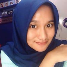 Profil korisnika Safitrah Wardah