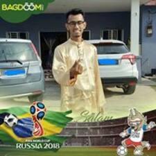 Profil korisnika Khairil