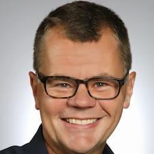 Svend felhasználói profilja