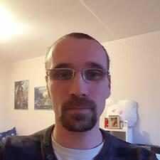 Ralf felhasználói profilja
