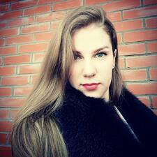 Nutzerprofil von Katsiaryna