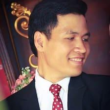 Đại Tấn felhasználói profilja