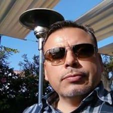 Henkilön Pedro Gonzalo käyttäjäprofiili