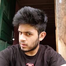 Profil utilisateur de Aayush