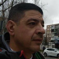 Профиль пользователя Luis Alberto