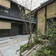 Profil Pengguna 季楽 京都 西六角邸