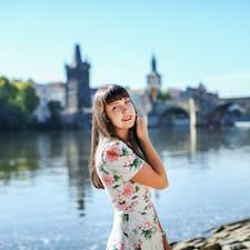 Profil utilisateur de Anastácia
