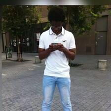 Profil Pengguna Mamadou