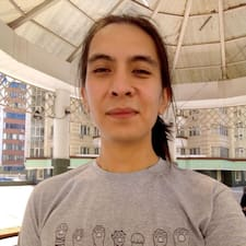 Galymzhan User Profile