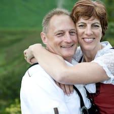 Profil korisnika Christiane & Georg
