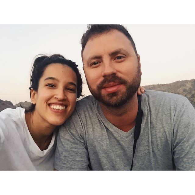 Профиль пользователя Antonie & Razan
