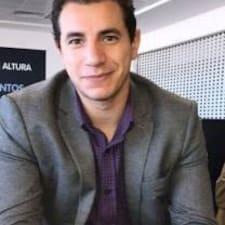 Maximiliano User Profile