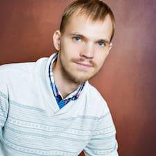 Gebruikersprofiel Andrei