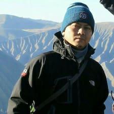 Mizan User Profile