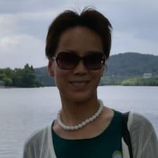Hongxia的用戶個人資料
