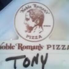 โพรไฟล์ผู้ใช้ Tony