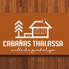 Gebruikersprofiel Cabañas Thalassa