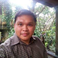 Profil utilisateur de Gasti