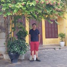 Henkilön Hoang Phuong käyttäjäprofiili