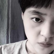 白 User Profile
