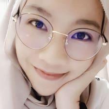 Profilo utente di Afiqah