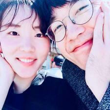 Perfil do utilizador de Yeeun