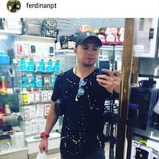 Nutzerprofil von Ferdinand