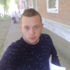 Nutzerprofil von Максим