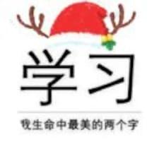 Perfil do utilizador de 浩文