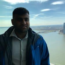 Henkilön Bhargav käyttäjäprofiili