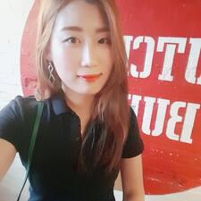 Perfil do utilizador de Kim