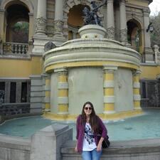 Maria Laura felhasználói profilja