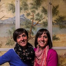 Profil utilisateur de Silvia & Carla