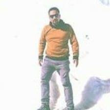 Sonam felhasználói profilja