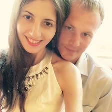 Ekaterina & Sergey Brukerprofil