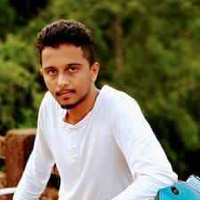 Profil utilisateur de Ashik