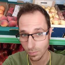 José Tomás felhasználói profilja