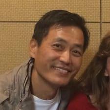 Sangbae felhasználói profilja