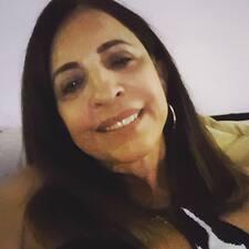 Henkilön Ana Maria käyttäjäprofiili