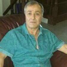 Gharib User Profile