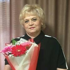 Henkilön Людмила käyttäjäprofiili