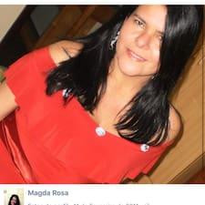 Magda felhasználói profilja