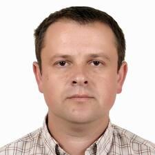 Volodymyr User Profile