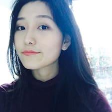 Zhihan felhasználói profilja