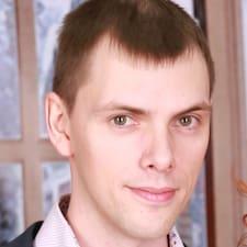 Perfil do utilizador de Aleksei