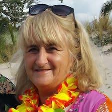 Lynne felhasználói profilja