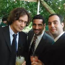Nutzerprofil von Filipe&Pedro&Ricardo