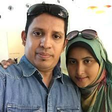 Fathima Asna - Uživatelský profil